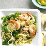 Image c/o http://www.bhg.com/recipe/lemon-dill-shrimp-pasta/